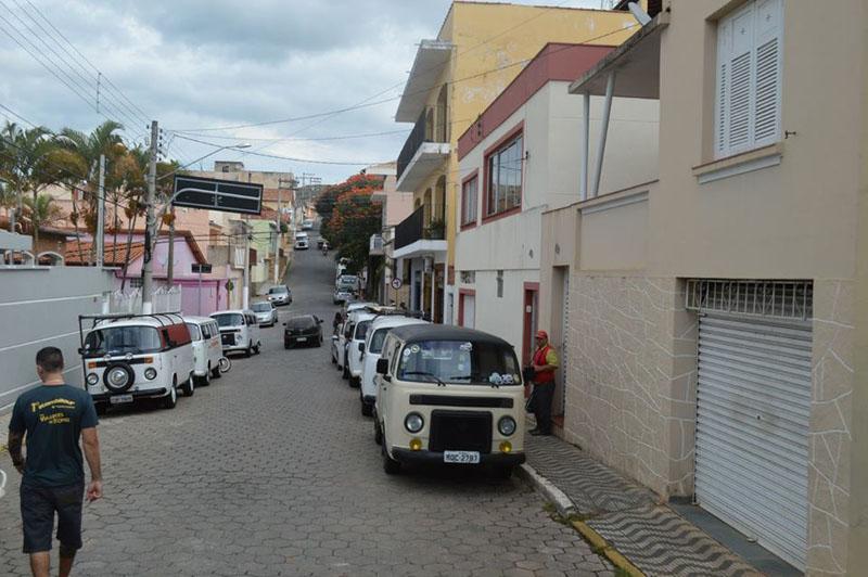Parada Em Cunha