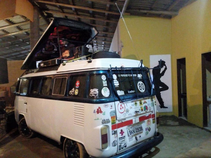 Kombi Do DJ