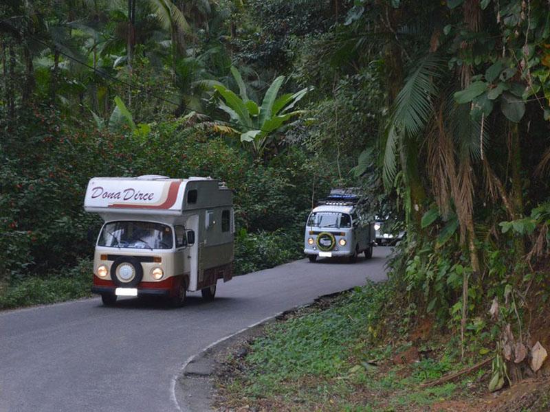 Safari Descendo A Serra De Cunha