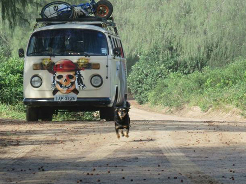 Kombi Do Pirata