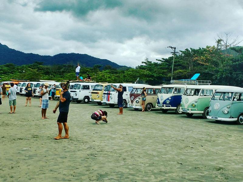 Praia De Ubatumirim