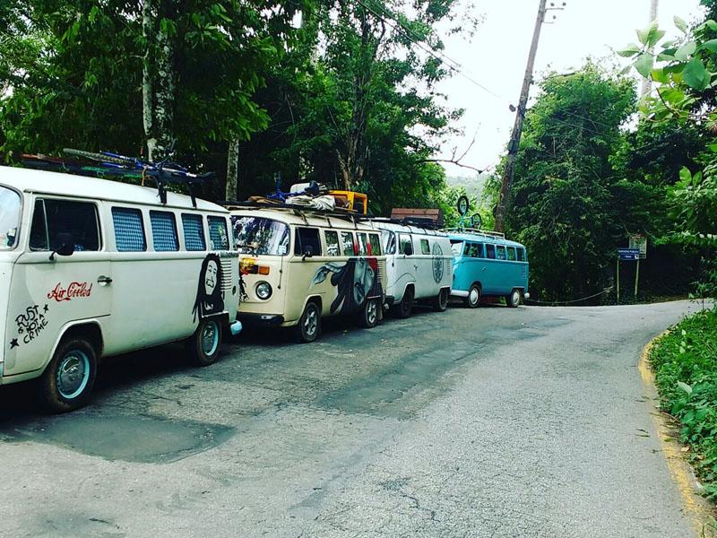 Chegando Em Paraty – Final Da Serra