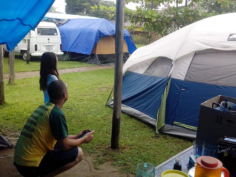 Participantes No Camping