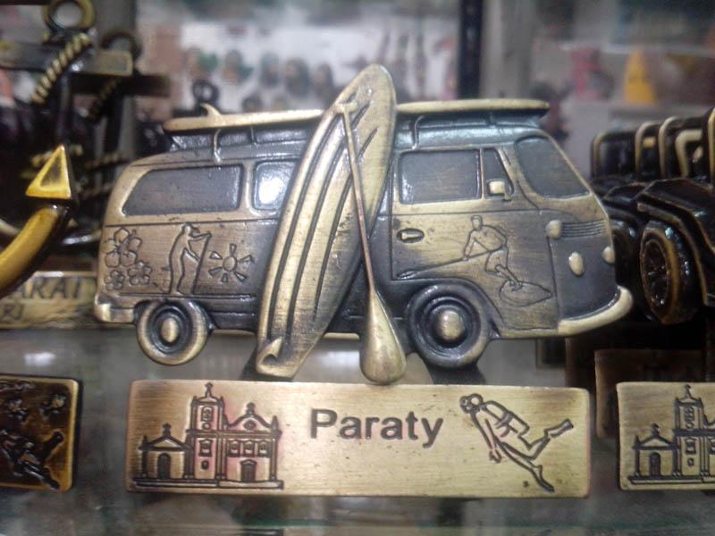 Loja No Centro De Paraty