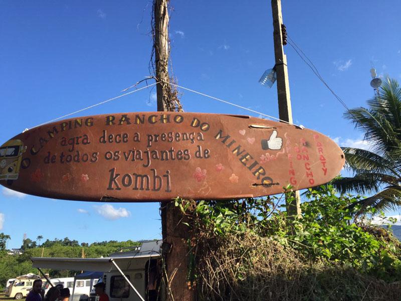 Camping – 1º Kombitour