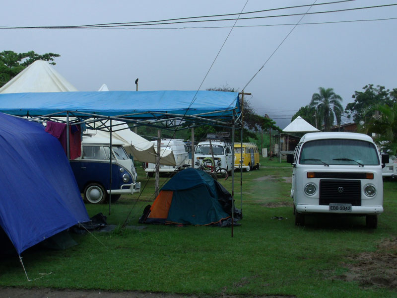 Kombis No Camping