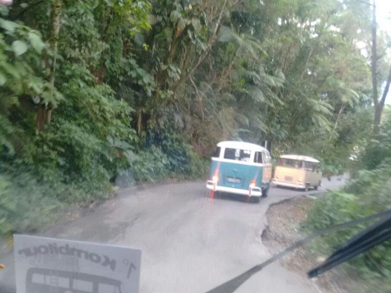 Descida Da Serra Cunha – Paraty