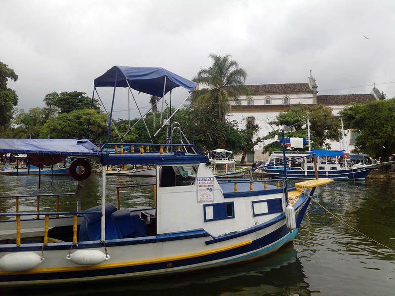 Centro De Paraty