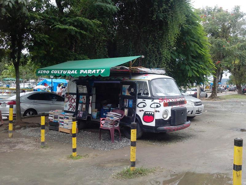 Centro De Paraty – Kombi Sebo